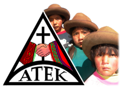 THE  ASSOCIATION THAT ILLUMINATES THE GOSPEL TO THE  QUECHUA -SPEAKING WORLD Logo